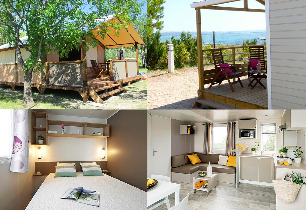 Mobile-home rentals near Martigues - camping Félix de la Bastide on garages near me, churches near me, neighborhoods near me, attractions near me, hotel rooms near me,